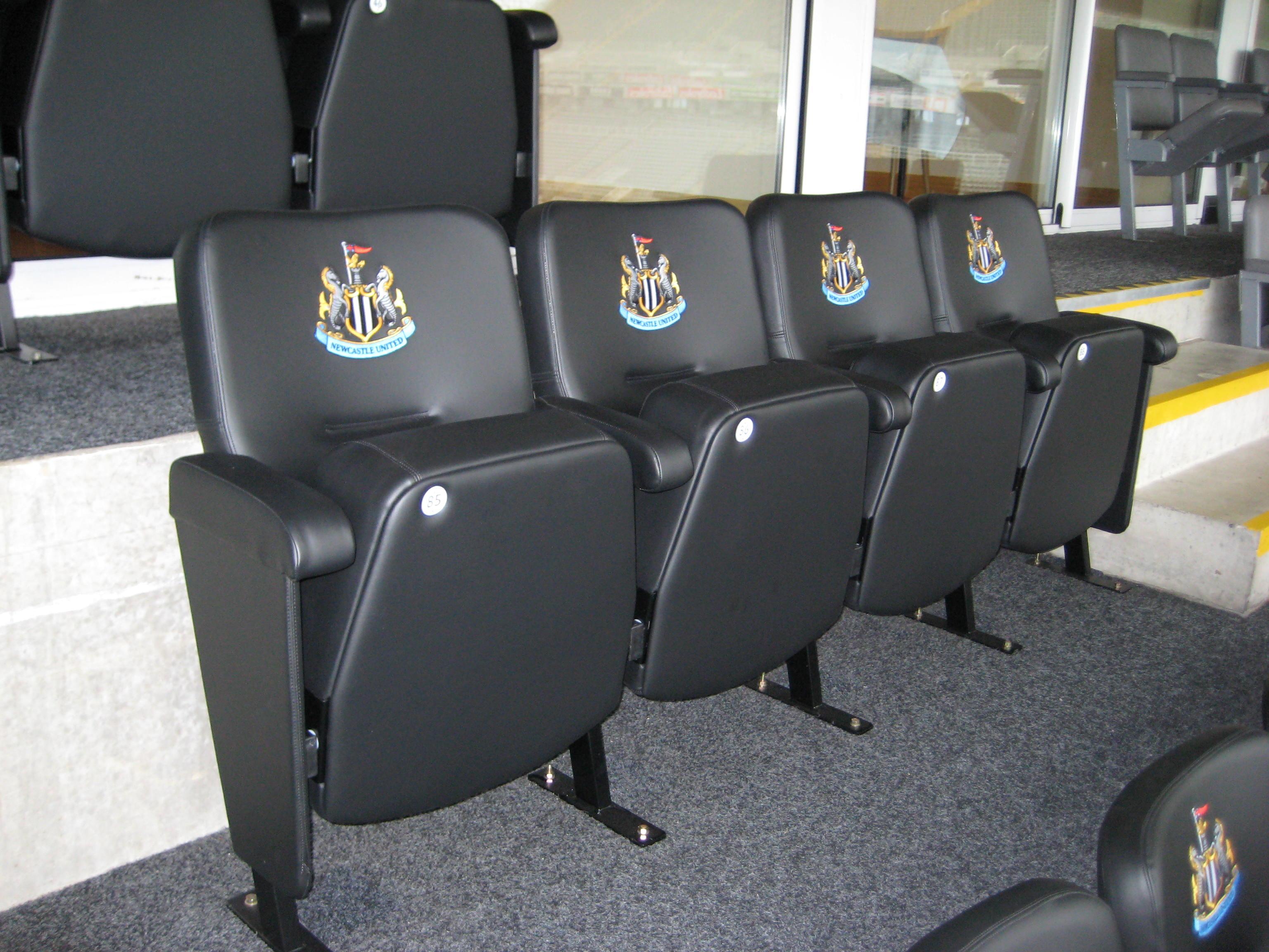 Corporate Stadium Chair