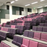 Evertaut's Diploma lecture theatre seating