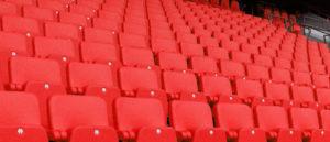 Stadium Seating Refurbishment Evertaut