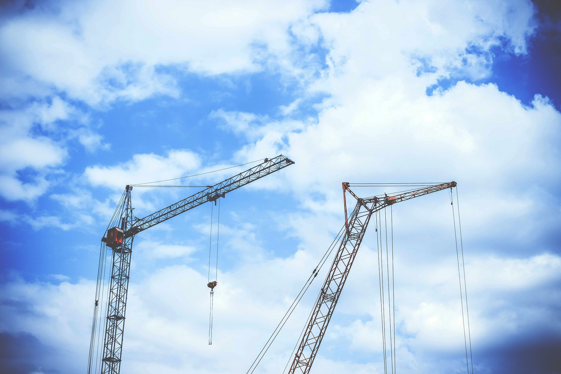 Growth of UK Construction in Quarter 1