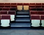 Evertaut Solar Theatre Seating in auditorium at The Dibble Tree