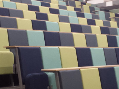 How to Create Different Looks in a Lecture Theatre with the Diploma Seat