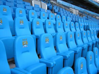 Olympian Stadium Seat in FC Business Magazine