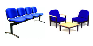 Waiting Room, Reception & Break-out Seating