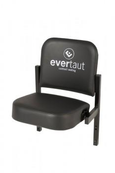 Club Deep cushioned stadium chair