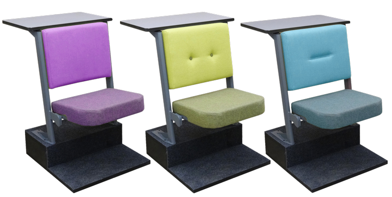 Diploma Lecture Theatre Chairs