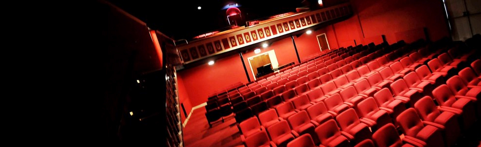 Evertaut's Orion theatre seating at Carnegie Theatre