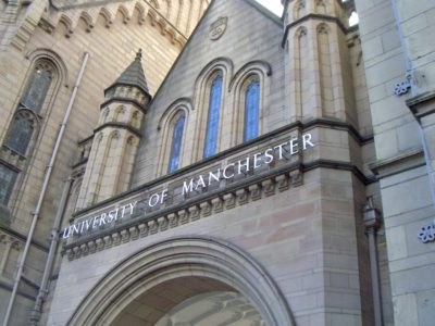 Evertaut Clinch University of Manchester Contract