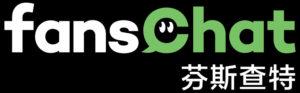 Logo for fanschat sports app