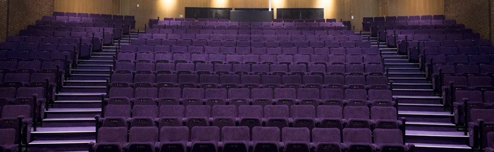 Evertaut's Orion Auditorium Seating at The Core Theatre Solihull