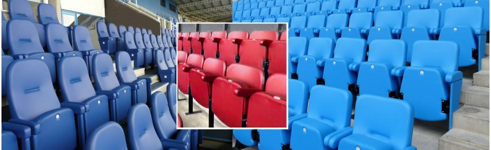 Evertaut's range of stadium seating