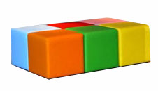 Children's Cube Seats