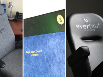 Create a Unique Impression with Personalised Seating