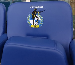 Personalised Seating