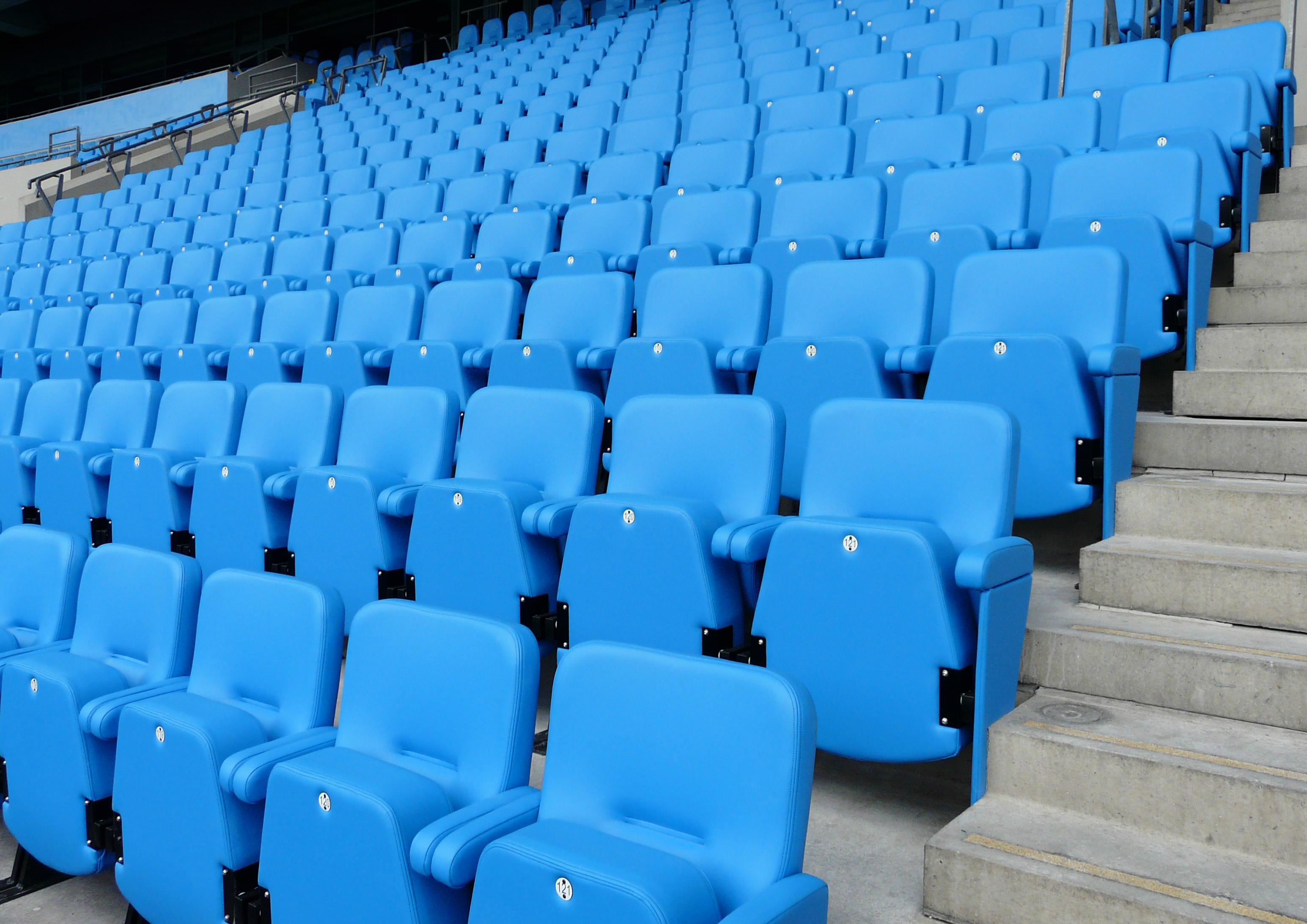 Corporate Stadium Chair Evertaut