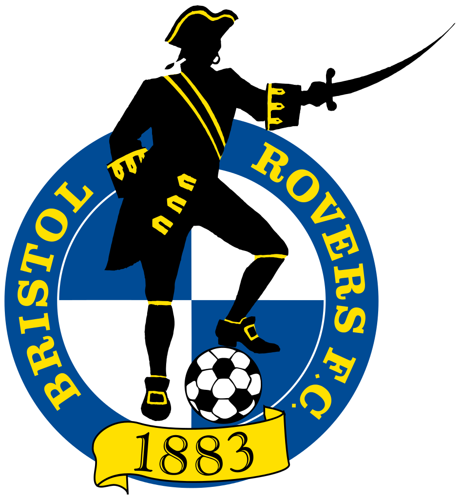 Bristol Rovers football club logo crest