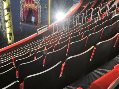 Finance Your New Theatre Seating With Leasing