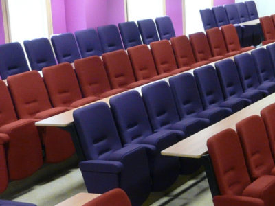 Help with Planning and Choosing Lecture Theatre Seating