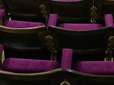 How to Revive the Fixed Seating in your Theatre
