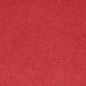 Sunbury Reno velvet fabric in red 7603