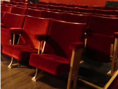 How Reupholstery Can Give Your Auditorium Seating a New Lease of Life