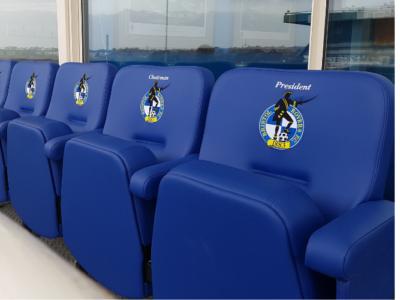 Premium Stadium Seating Options