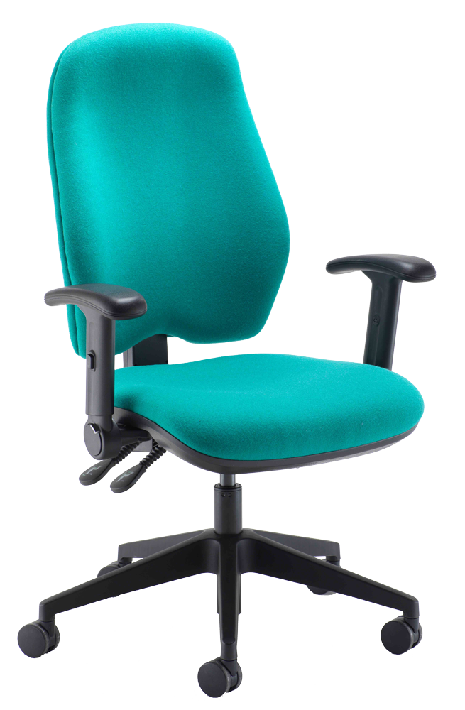 6000 Heavy Duty Extra High Back Operator Chair