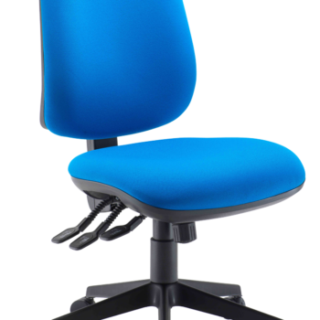 Heavy duty high back operator chair