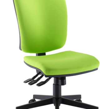 GSH high back operator chair without arms