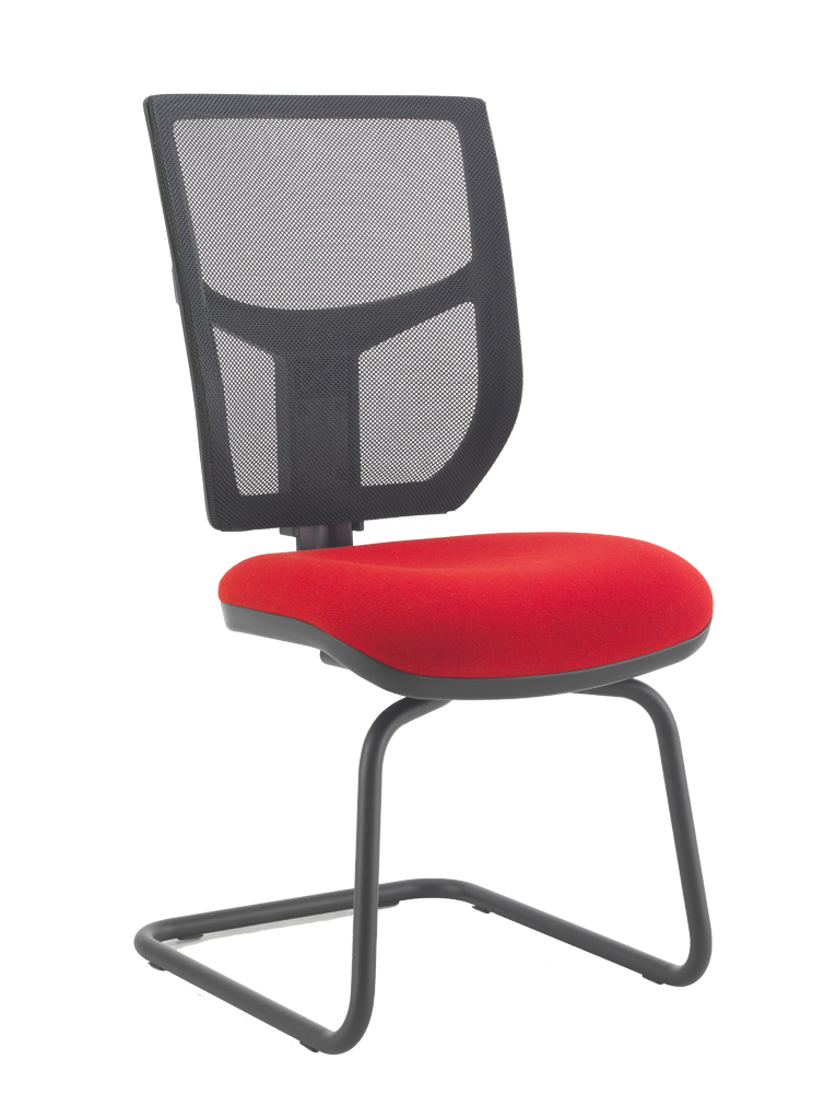ME08CL Mesh Back Visitor Chair