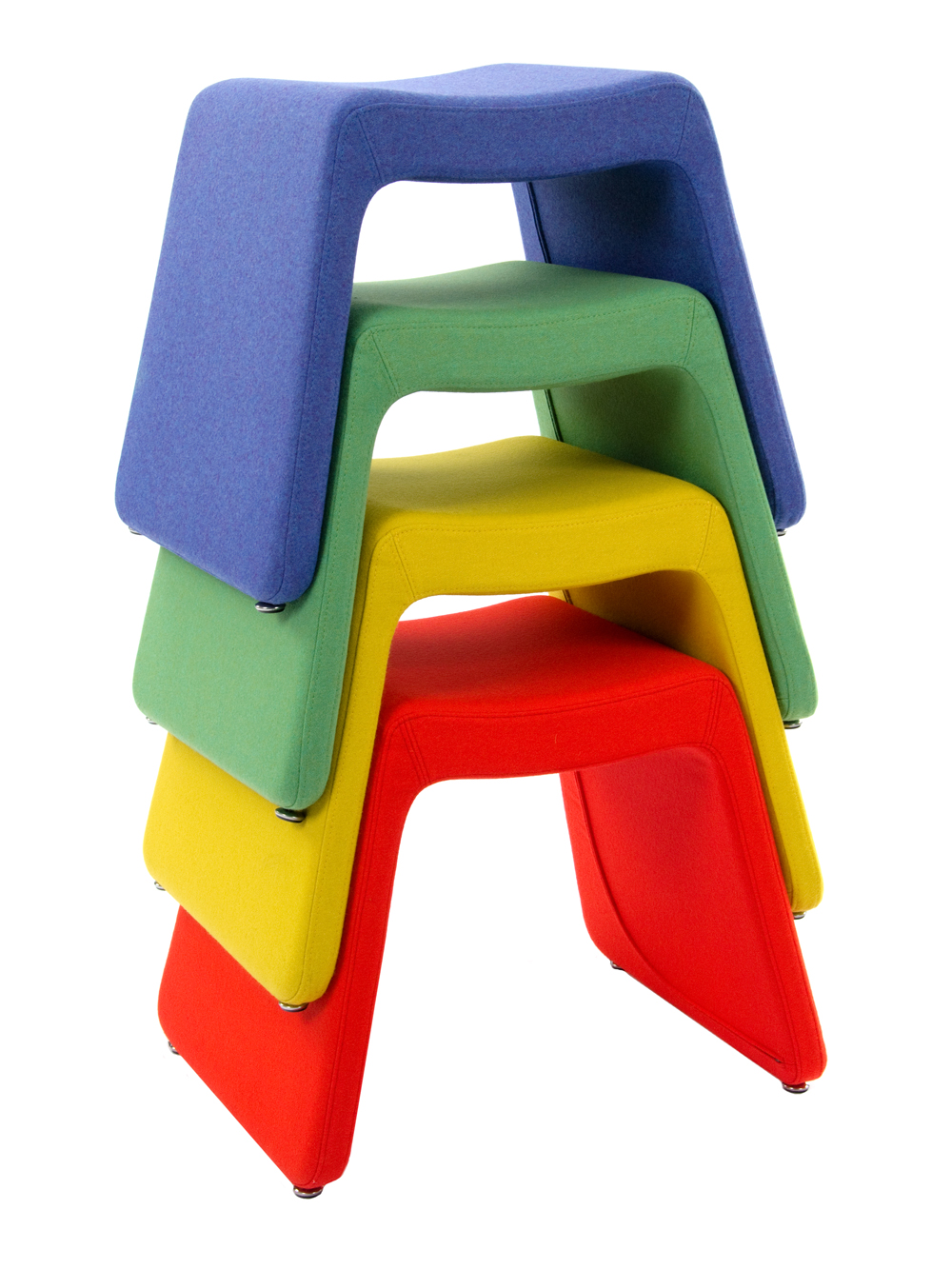 U Stacking Stool