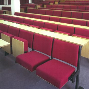 Evertaut auditorium seating from early in the new millennium