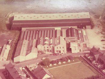 Evertaut Two Gates factory in Darwen