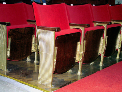 How Restored Cinema Seats Can Help Transform Your Venue