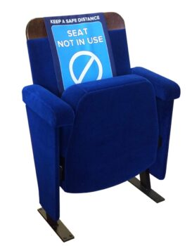 Social Distancing Seat Blockers