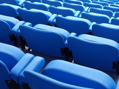 Antimicrobial Properties Now a Key Benefit of Luxury Stadium Seats