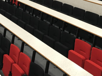 Customise Your Lecture Seating